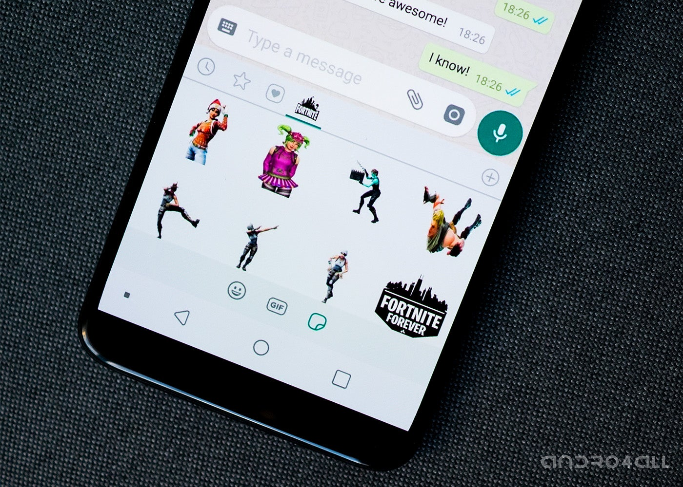 You can now download the stickers individually on WhatsApp