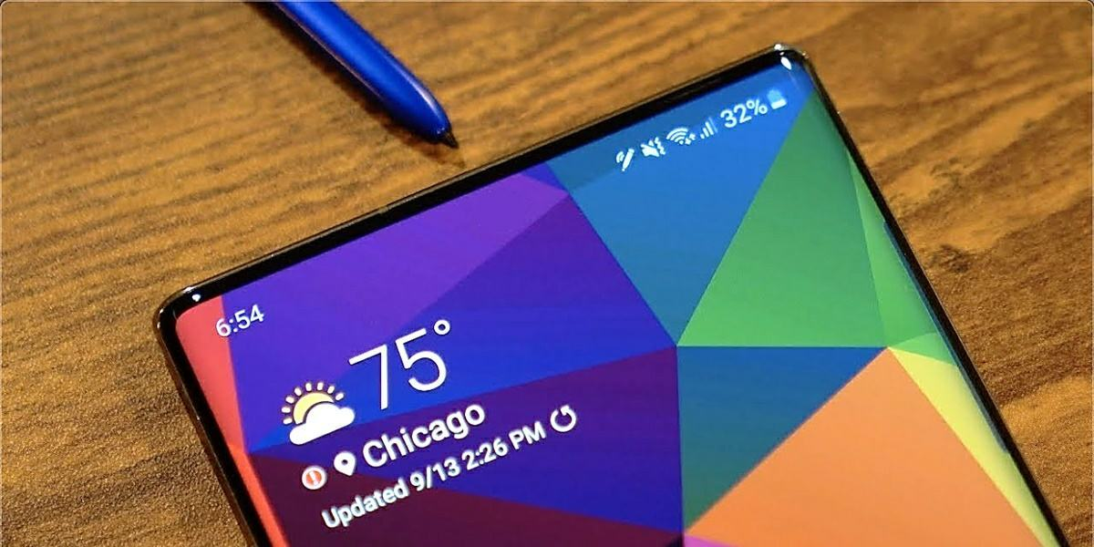 how will the galaxy note 20 be