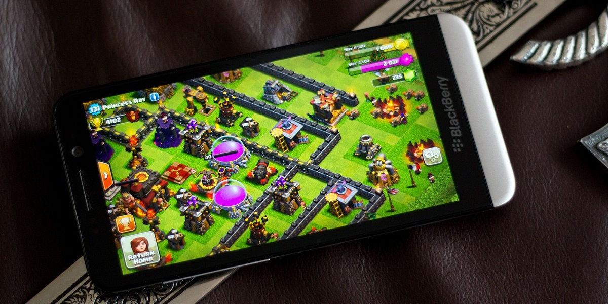 Clash of Clans base level 9 builder