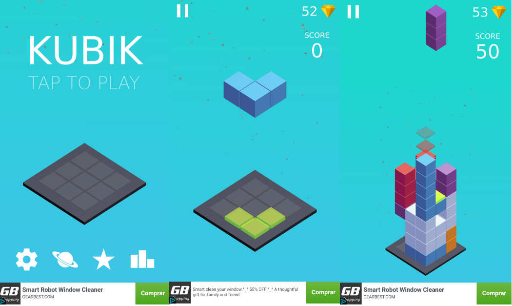 You will like this 3D Tetris as much as the original