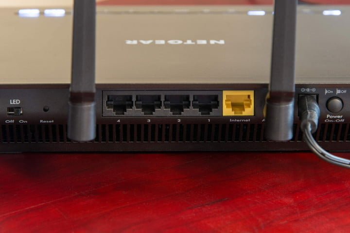 steps to configure a router