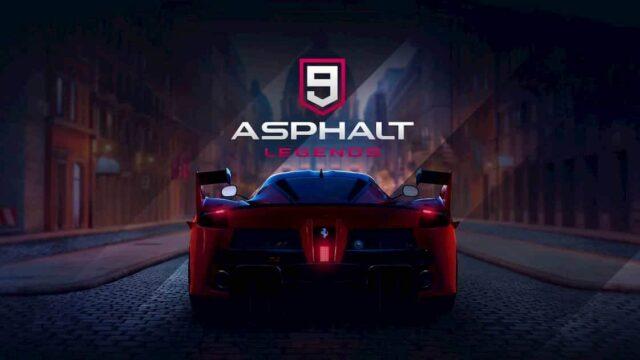 Asphalt 9 mac