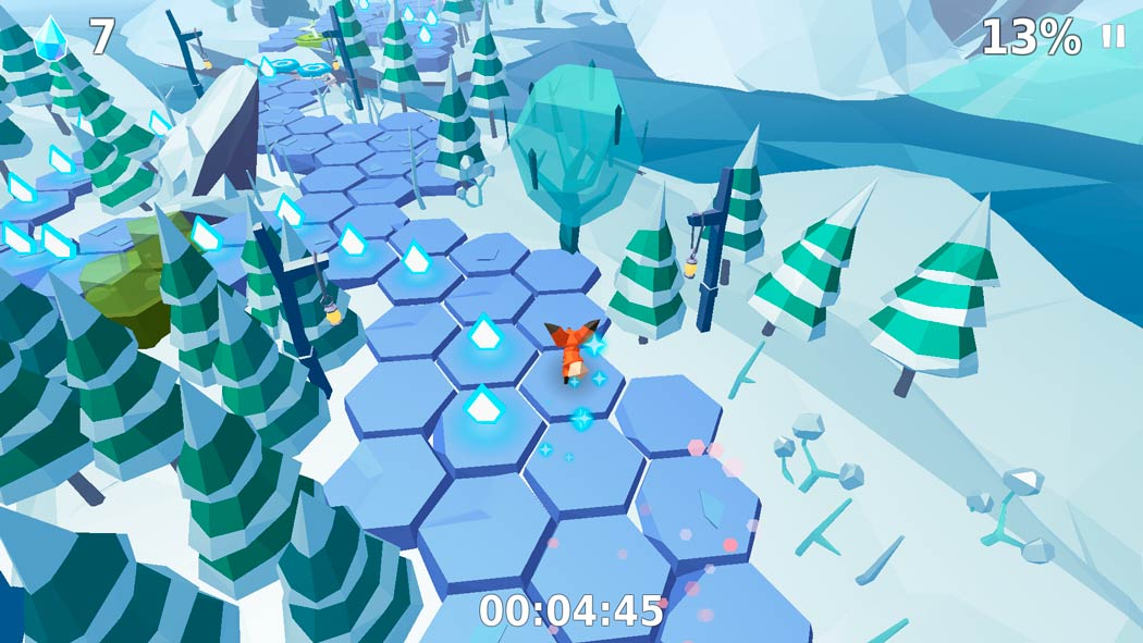 Little Fox, a game of great beauty with a fox as the protagonist