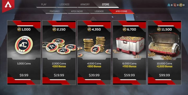 illegal microtransactions video games loot box apex legends