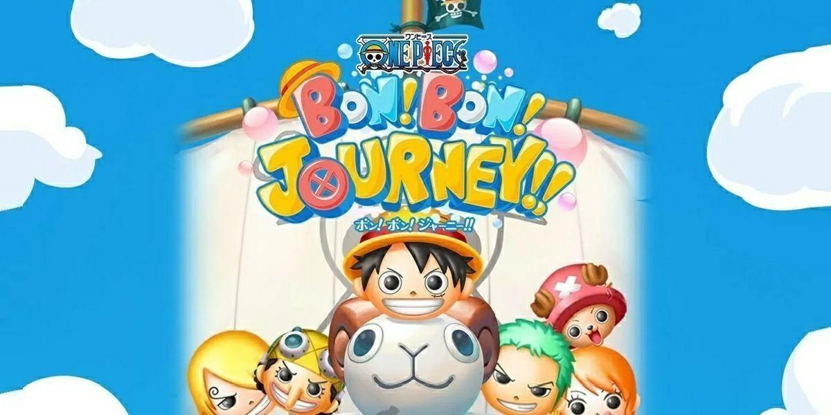 One Piece Bon! Bon! Journey !! new one piece game