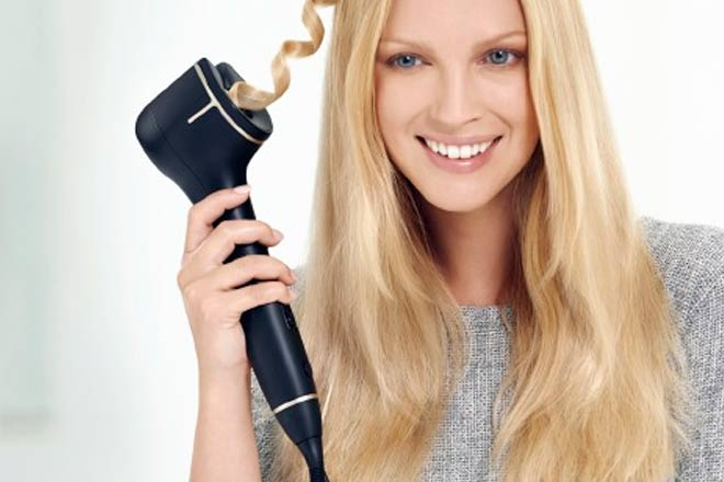 Philips ProCare curling iron