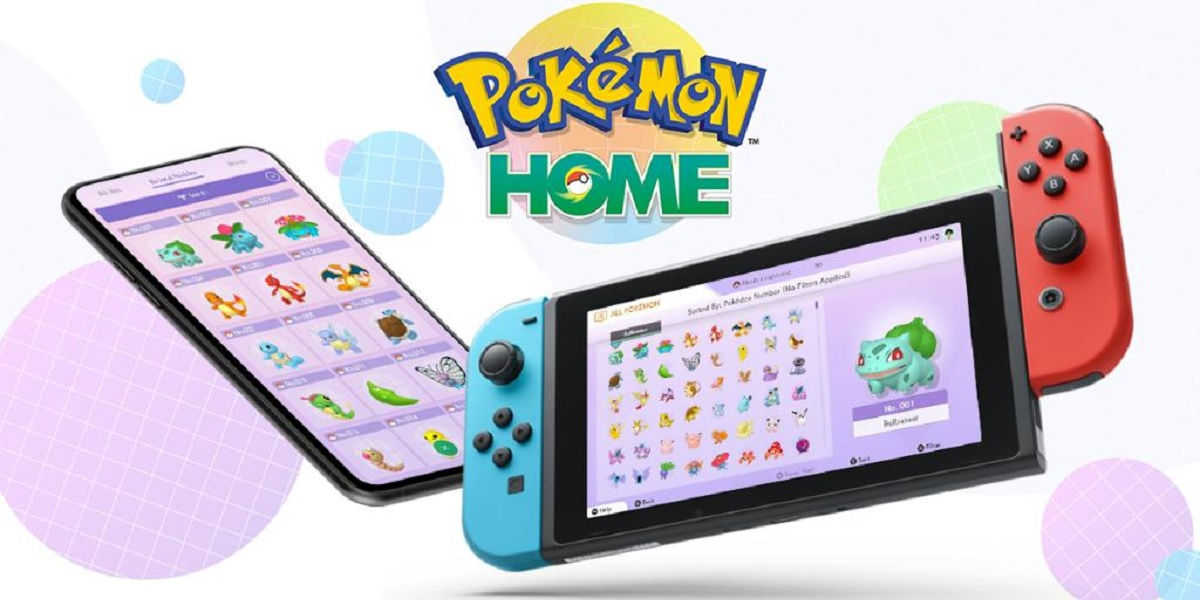 Pokemon Home will be available for Android in February