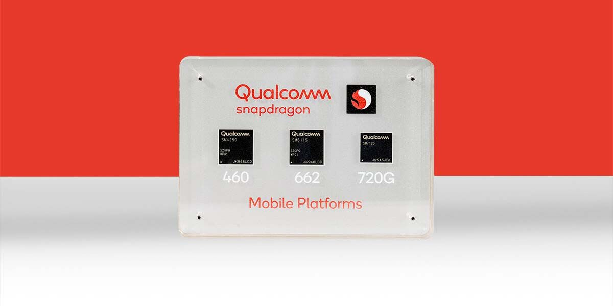 qualcomm snapdragon 720G, 662 and 460 specifications
