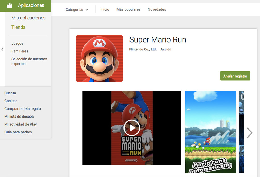 Get ready: Super Mario Run for Android is now in the Google Play Store
