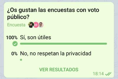 Image - Telegram creates public, multi-vote and trivial polls
