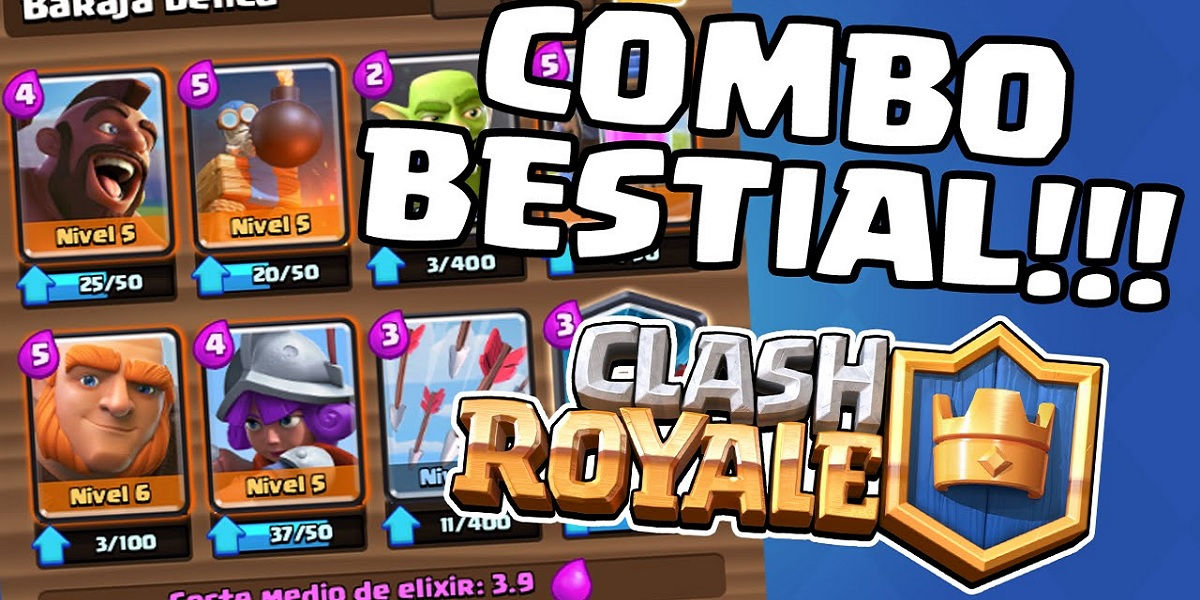 The 10 best combos of Clash Royale Special 2020