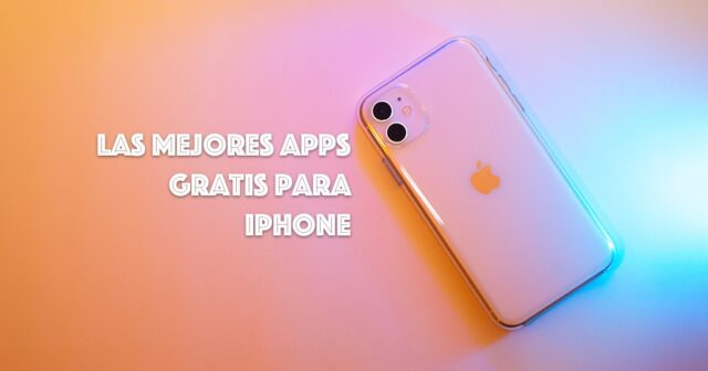iPhone 11 free apps 2020