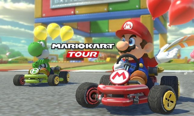 Nintendo Mario Kart Tour iPhone