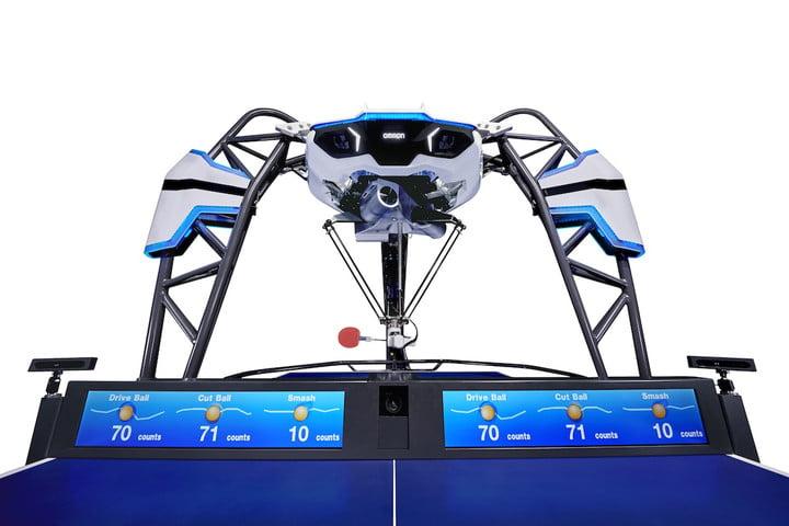 forpheus table tennis ces 2020 2