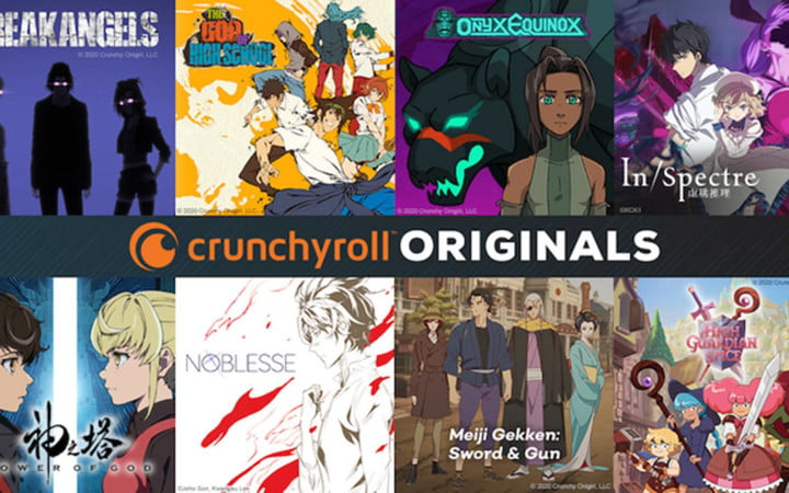 original crunchyroll