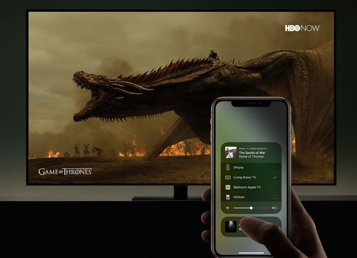 how to use AirPlay and AirPlay 2