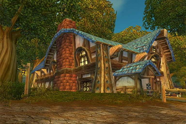 To quickly level up in WoW Classic, one of the alternatives is to rest in inns or cities.