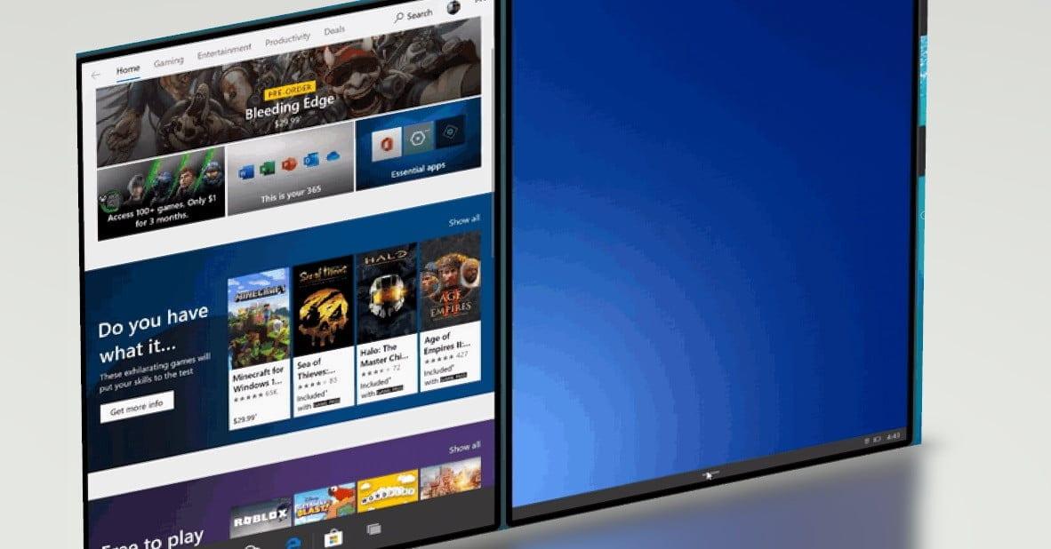 iPadOS and Windows 10X reissue Apple vs. rivalry. Microsoft