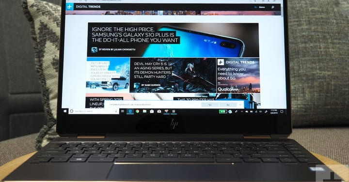The best laptops with touch screen at your fingertips