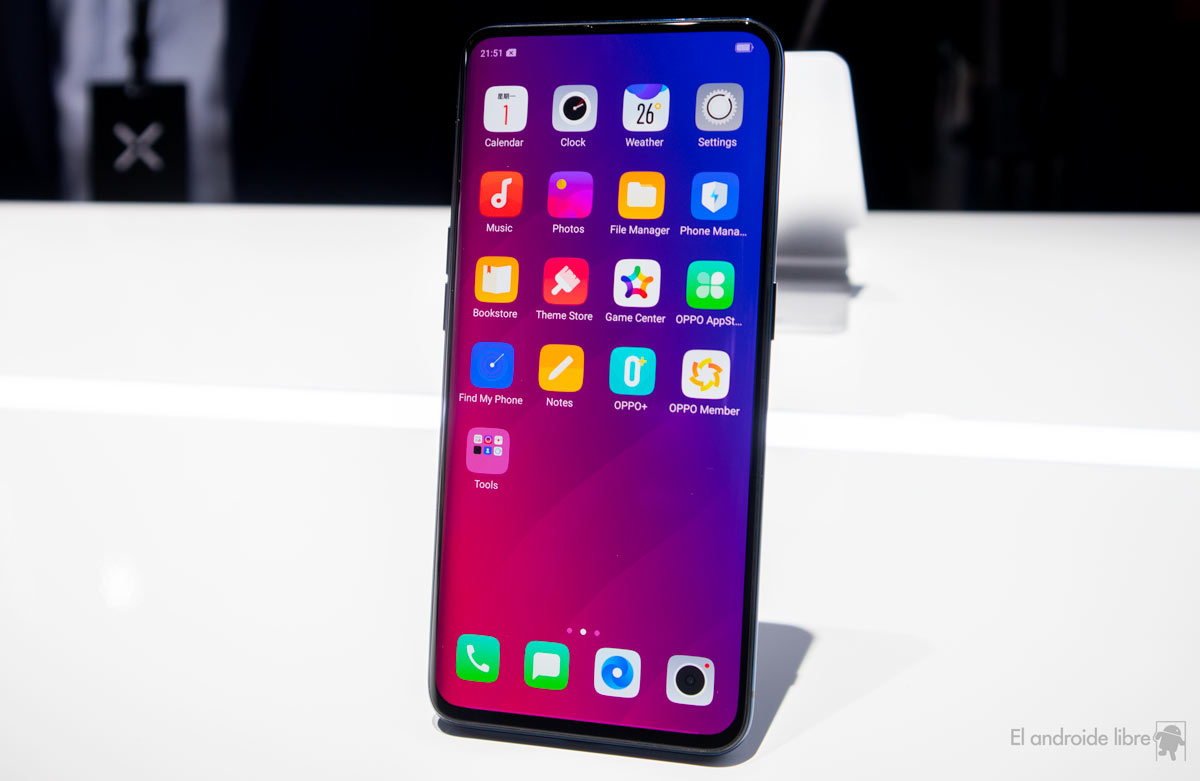 OPPO Find X, the most innovative Android mobile to date