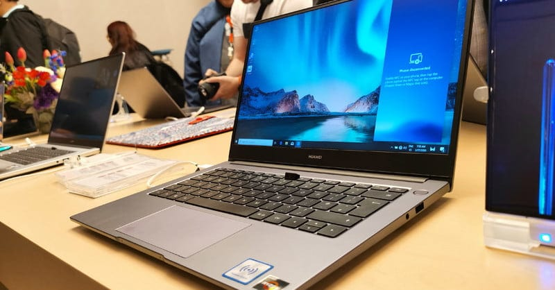Huawei MateBook D: price and availability of new laptops