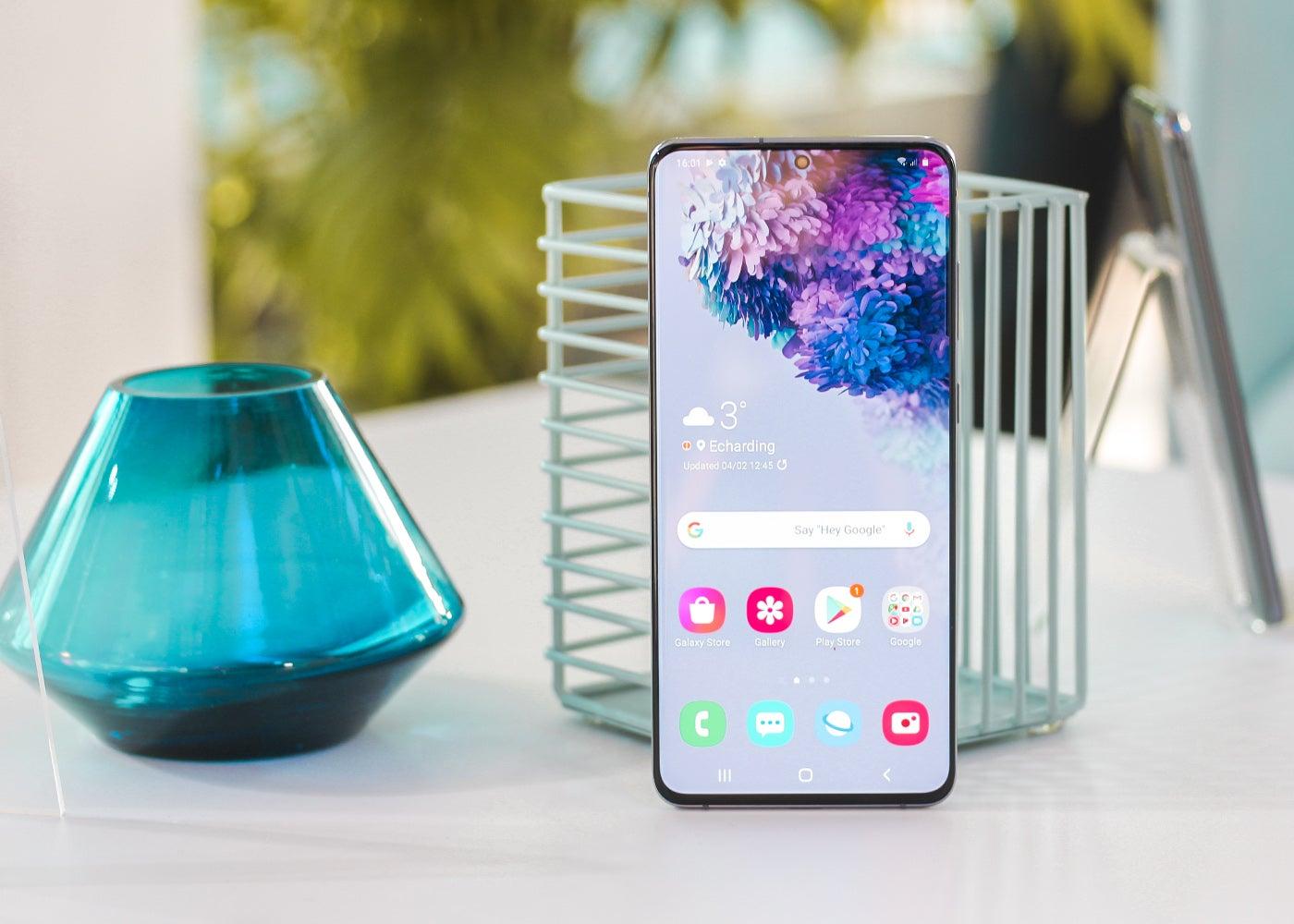 Samsung Galaxy S20 Ultra, screen