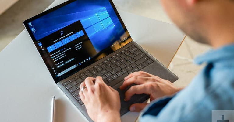 How to split the screen in Windows 10 and be more efficient