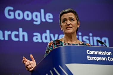 Margrethe Vestager, Vice President of the European Commission and responsible for overseeing the digital policy of the Old Continent
