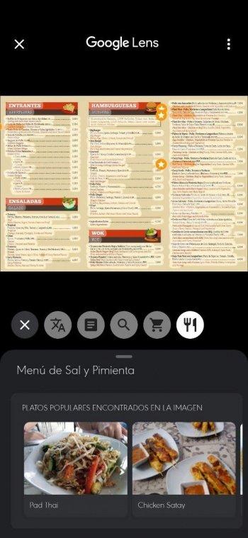 Image - Google Lens arrives on Maps: analyze restaurant menus