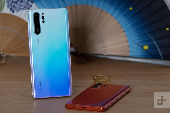 Huawei P30 Pro, one of the best Huawei phones