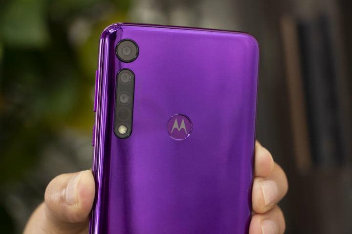 Motorola One Macro camera detail