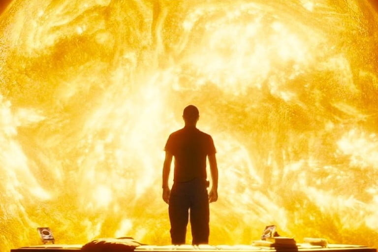 Sunshine, one of the best movies in space