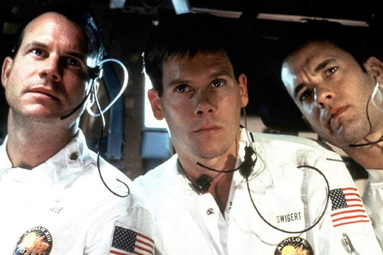 Apollo 13, one of the best movies in space