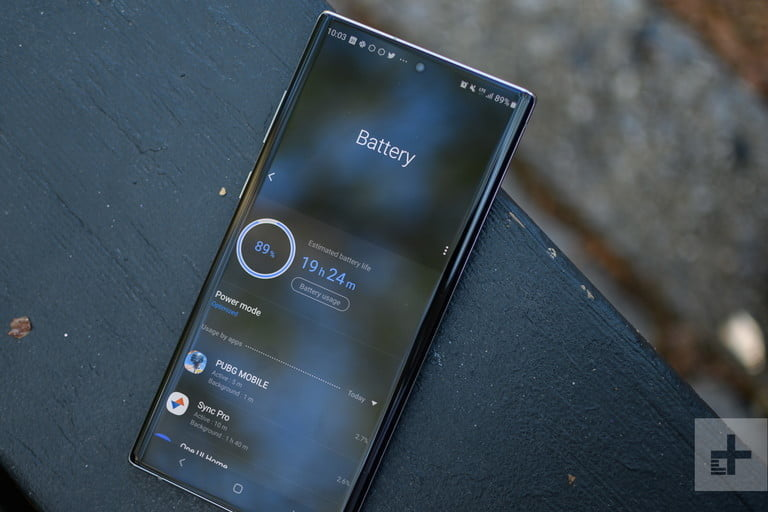Samsung Galaxy Note 10 Plus battery