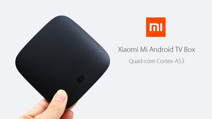 Android TV Xiaomi Tv Box 3
