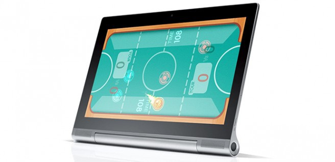 """opening-yoga-tablet """"width ="""" 656 """"height ="""" 318 """"srcset ="""" https://www.funzen.net/wp-content/uploads/2020/03/1584608045_505_Best-12-inch-tablets-of-2014.jpg 656w, https: // tabletzona.es/app/uploads/2014/10/apertura-yoga-tablet-300x145.jpg 300w, https://tabletzona.es/app/uploads/2014/10/apertura-yoga-tablet-240x117.jpg 240w, https://tabletzona.es/app/uploads/2014/10/apertura-yoga-tablet.jpg 690w """"sizes ="""" (max-width: 656px) 100vw, 656px """"/></p> <p>An amazing tablet in many ways. It is a very versatile equipment that thanks to its unique hinge can be used in multiple positions in the most comfortable way. It has 13 inches of screen, but be careful, with a resolution of 2,560 x 1,440 pixels (<strong>QHD</strong>). If you still do not have enough, you have a <strong>40-50 projector</strong> Lumen with which you can project 50-inch images anywhere, a feature that left us speechless in its presentation in October. To enjoy viewing, you will not need anything else, your<strong> 1.5w stereo speakers and 1.5w subwoofer</strong> of the JB brand ensure a spectacular sound. But not everything is multimedia in the Lenovo Yoga Tablet 2 Pro, it is also presented as a good productive tool with the processor <strong>Intel Atom Z3745</strong> Quad-core 1.8 GHz and 2 GB of RAM. A feature that is not very common in this type of device includes <strong>4G</strong> optionally.</p><div class='code-block code-block-9' style='margin: 8px auto; text-align: center; display: block; clear: both;'> <div data-ad="""