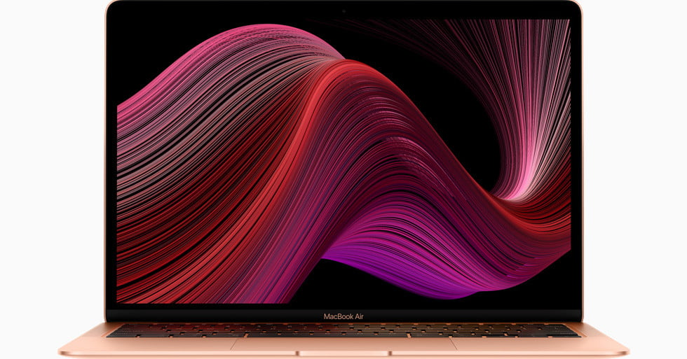 This is officially Apple's new MacBook Air