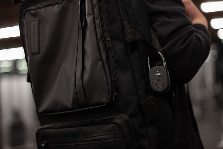 Tapplock Lite Smart Padlock