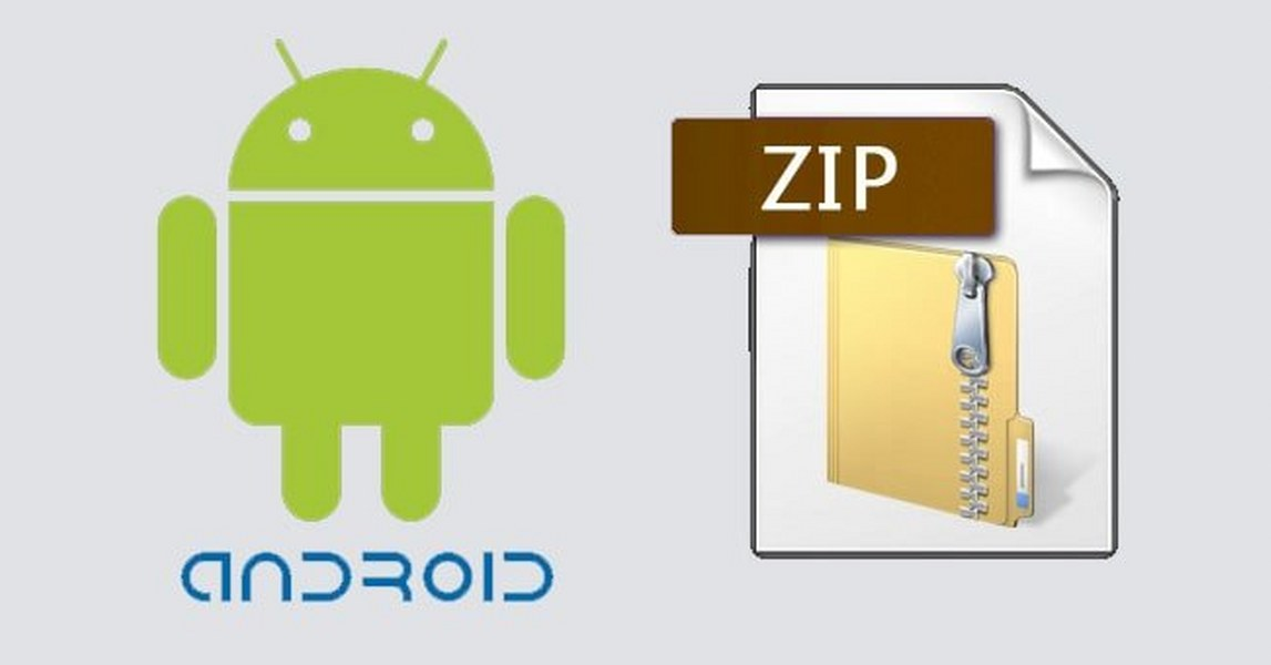 android zip