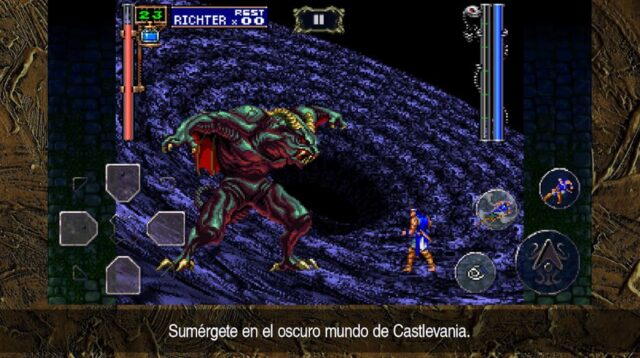 Castlevania: Symphony of the Night ios