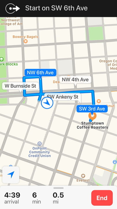 apple maps and google 3