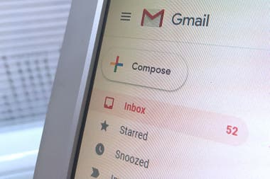 In Gmail you can enter a special command to apply a filter that shows which are the emails with large attachments