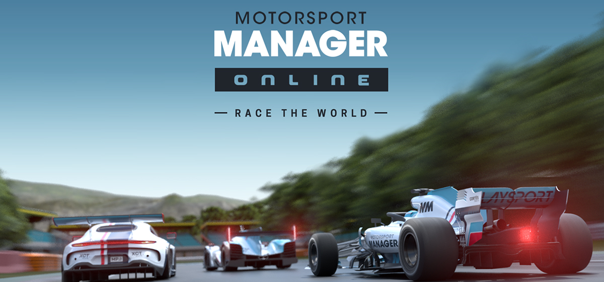 Compete against 10 players in real time in Motosport Manager Online