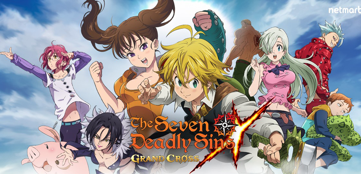 Simply Spectacular The Seven Deadly Sins by Netmarble
