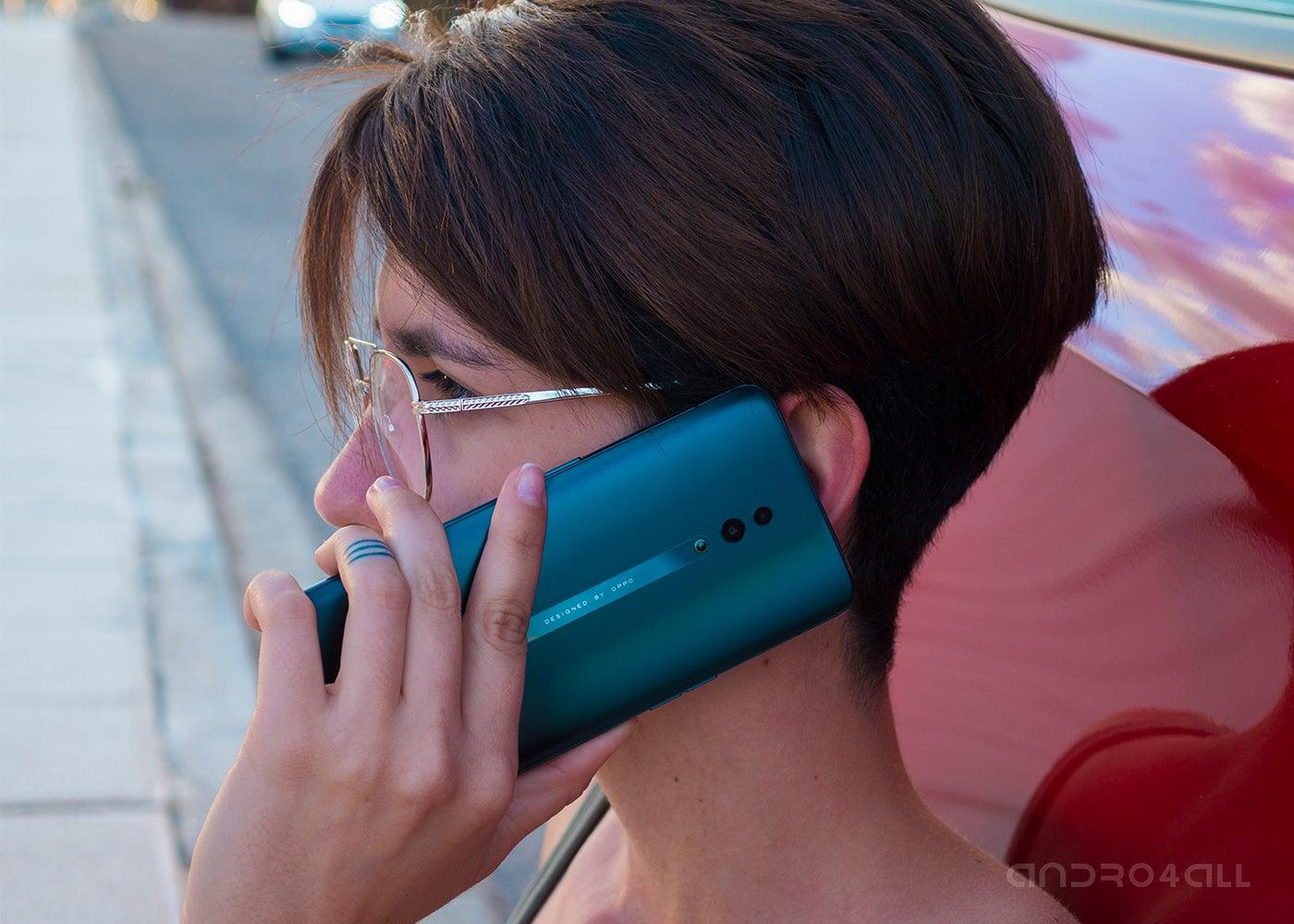 Oppo Reno, phone call