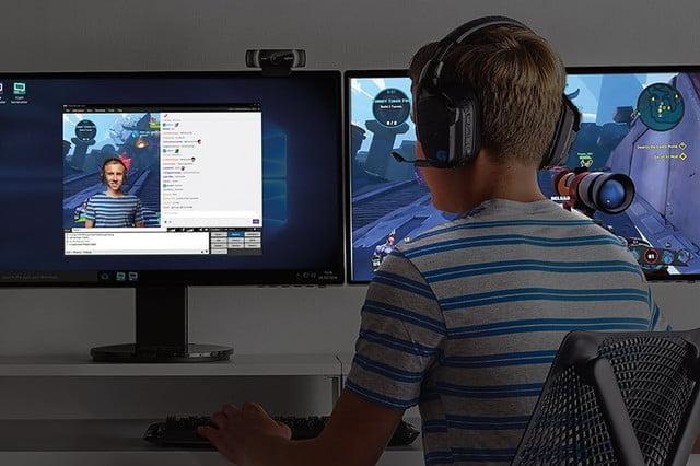 Logitech C922 Pro Stream | The best webcams