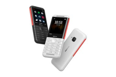 The Nokia 5310 is a reissue of the company's classic model released in 2007