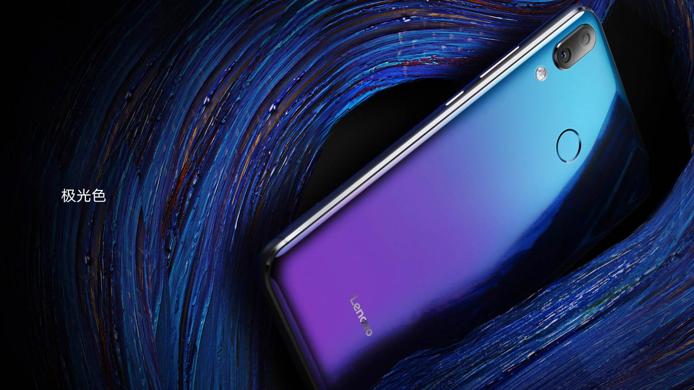 Lenovo Zuk Z5, display with notch and contained features
