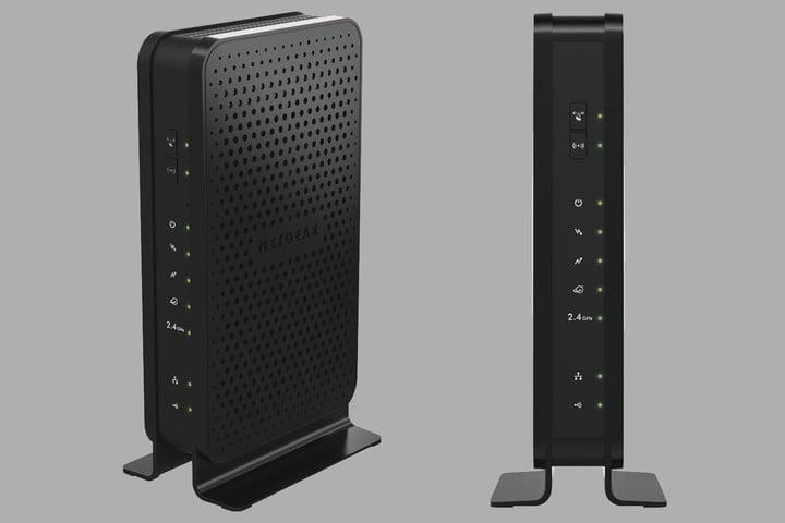 modem vs. router