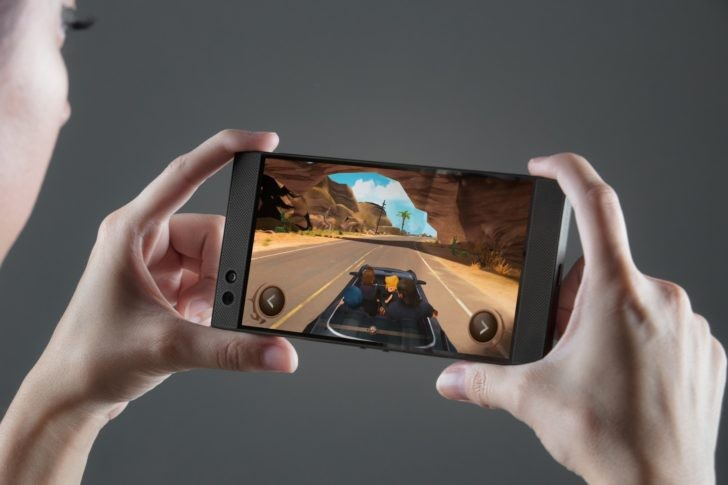 The ASUS Rog Phone against its rivals: Razer Phone, Xiaomi Black Shark and Nubia Red Magic